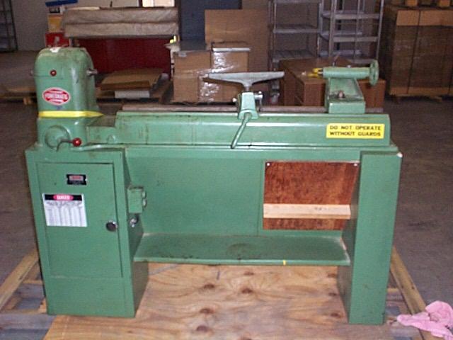 Power Matic Wood Lathe Model 45