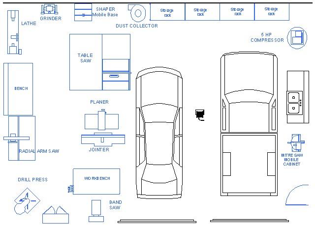 Garage Shop Floor Plans Car Release And Reviews 2018 2019